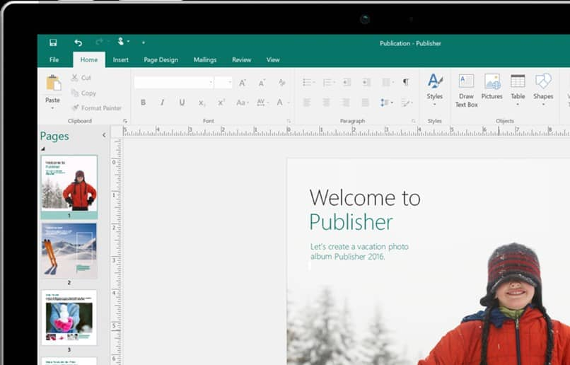 How to Put or Remove Margin Guides in Microsoft Publisher (Example)