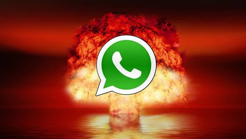 How to set messages to self-destruct on WhatsApp (Example)