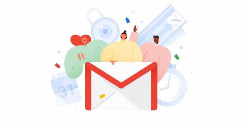 Activating The New Designs Of Gmail In One Step