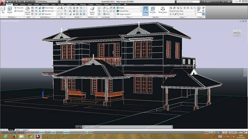 How to Model or Modify the Properties of 3D Objects in AutoCAD