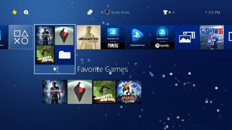 How to Organize PlayStation 4 - PS4 Games in Folders Step by Step