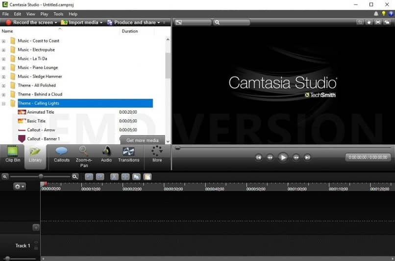 How to Put Text to a Video Using Camtasia Studio - Quick and Easy (Example)