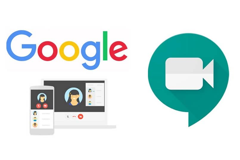 application google meet in mobile and pc