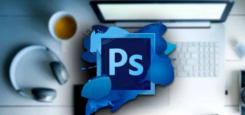 background Photoshop cup
