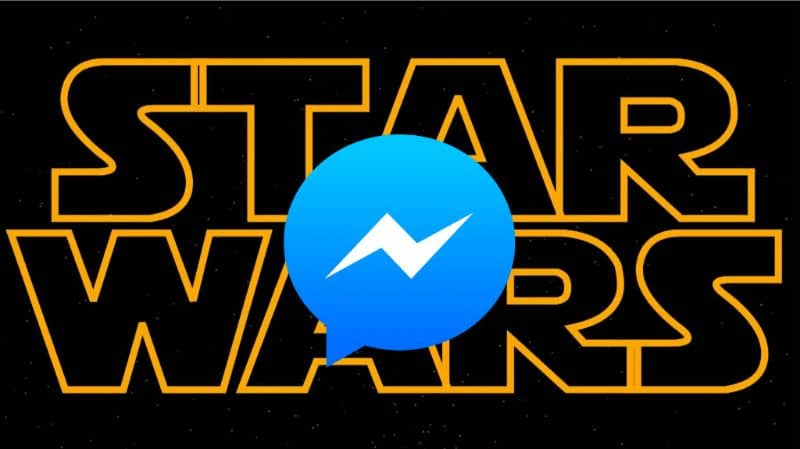 To Activate And Set The Theme Of Star Wars In Easily Messenger
