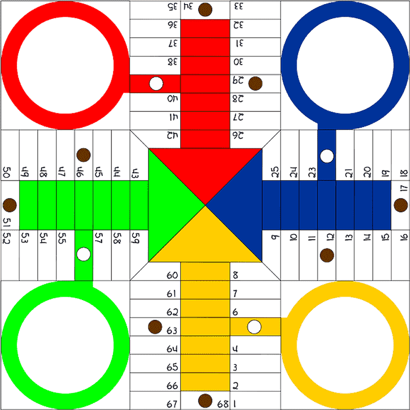 best tricks to play ludo club to win on the board