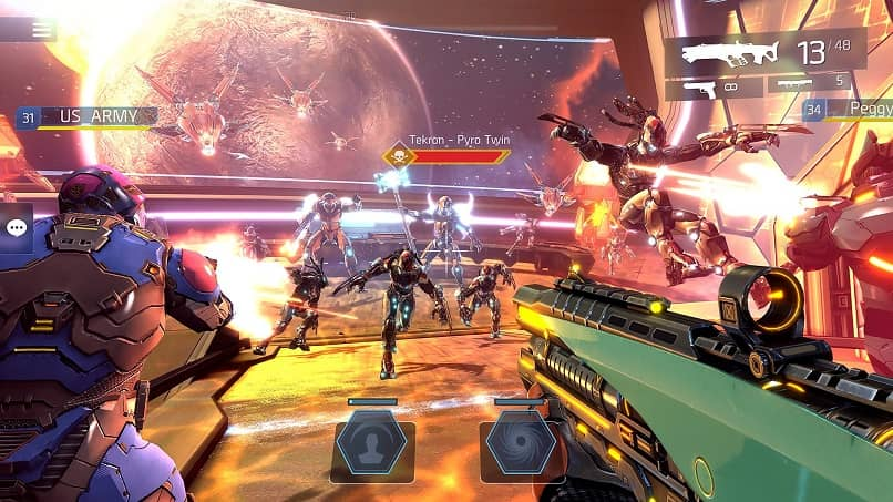 The Best Offline and Online First Person Shooter Games for Android
