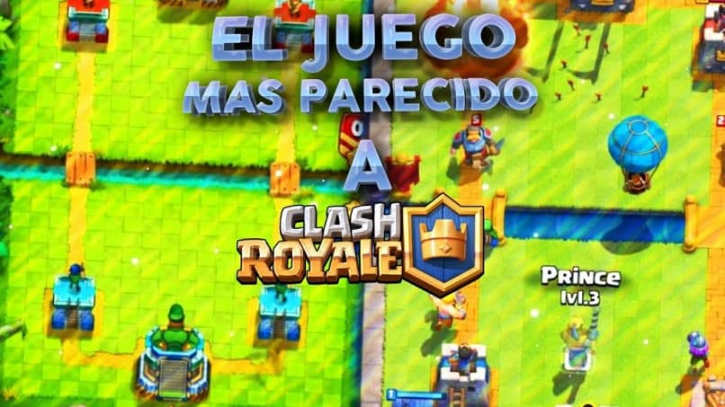 What Other Games are Similar to Clash Royale for PC, Android and iPhone?
