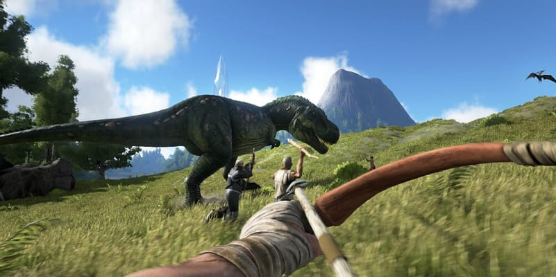What Other Games like ARK: Survival Evolved are there? - The Best Online Survival Games
