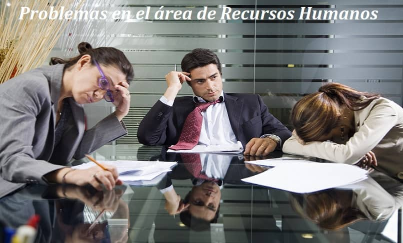 What Problems are Most Common in the Human Resources area in a Company?