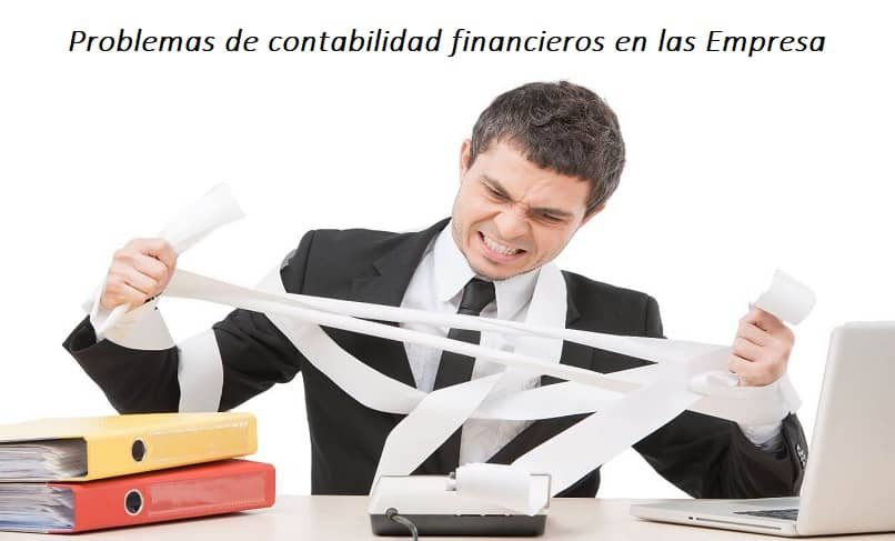 What are the Accounting and Financial Problems in Business?  Examples