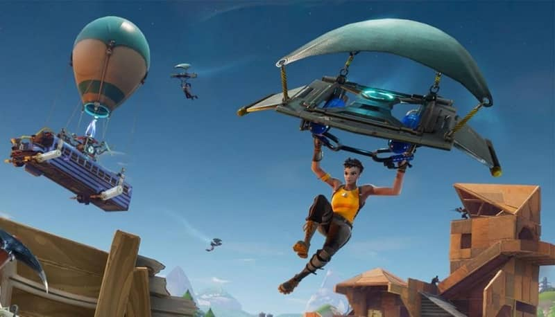 What are the Best Places to Fall in Fortnite? Where is it better to fall?