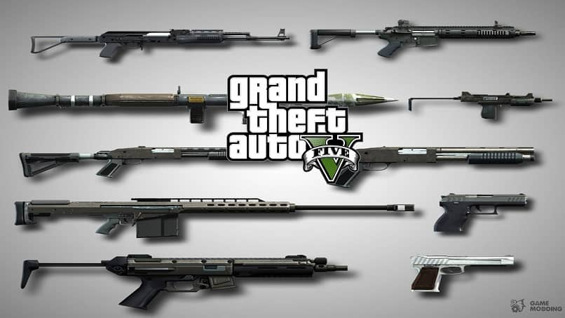 What are the Best Weapons in GTA 5 and how to get them?  - Grand Theft Auto 5