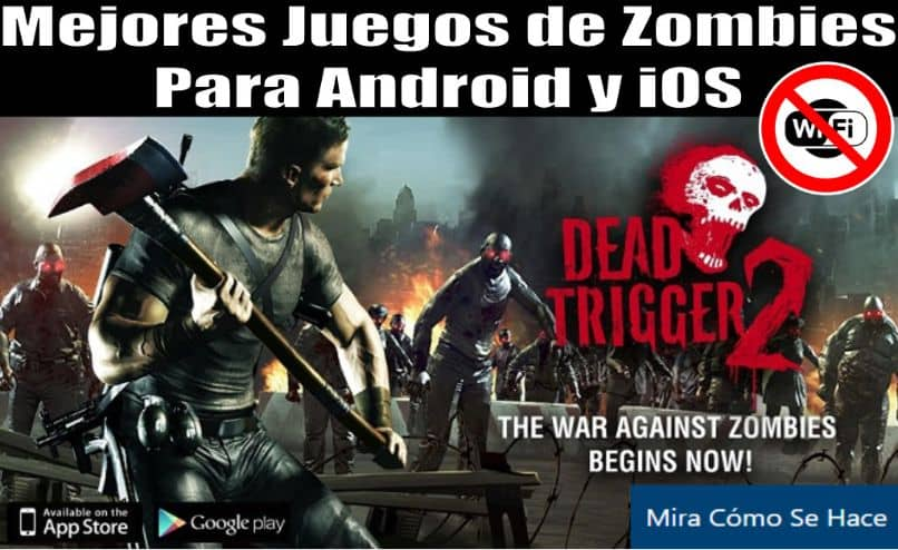 What are the Best Zombie Games for Android or iOS without Internet Connection?