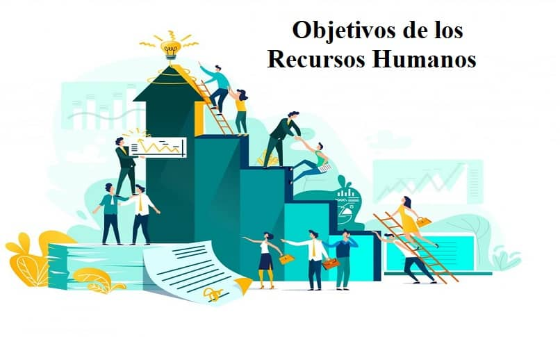 What are the Main Objectives in Human Resource Management?