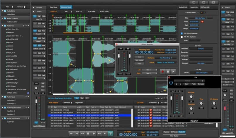 What are the best programs to edit an audio in a professional way?  - Very easy