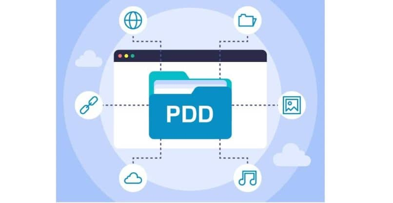 What is a PDD File and How Can It Be Opened?  (Example)