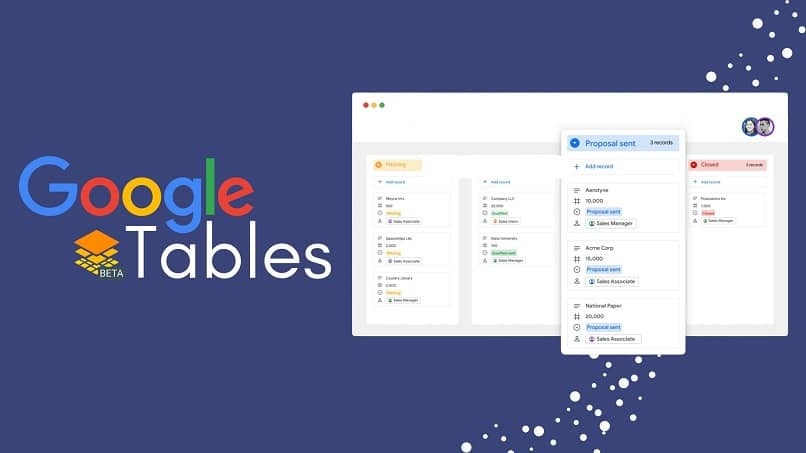 What is and How Does Google Tables Work?  The Free Task Management App