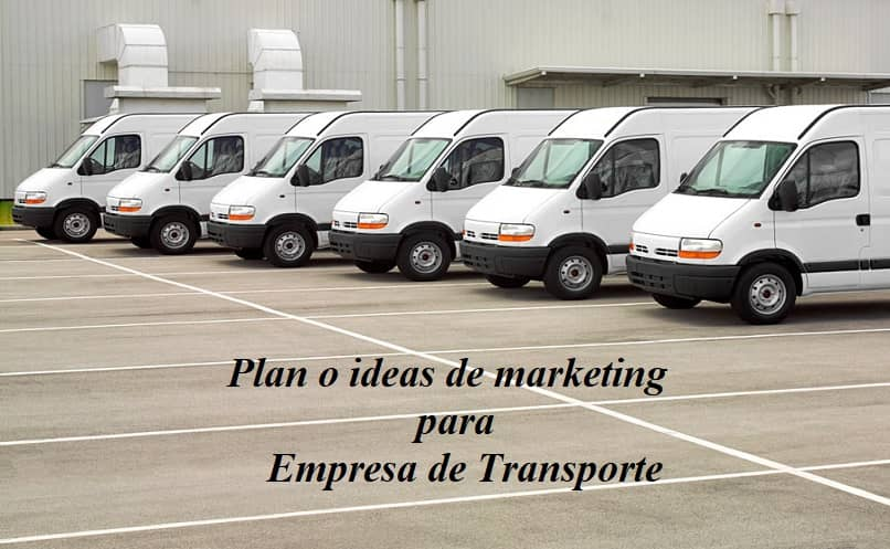 What is the Best Marketing Plan or Ideas for a Transportation Company?