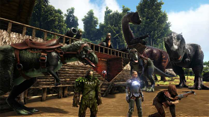 What is the Best map in ARK: Survival Evolved? - Best Free ARK Maps
