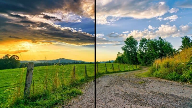 What is the HDR Effect and how can I apply it to my photos with Gimp?