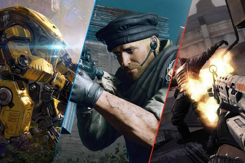 What other games are there like Counter Strike for PC, PS4 or Android?