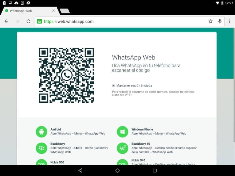 How To Install And Activate Whatsapp On A Tablet