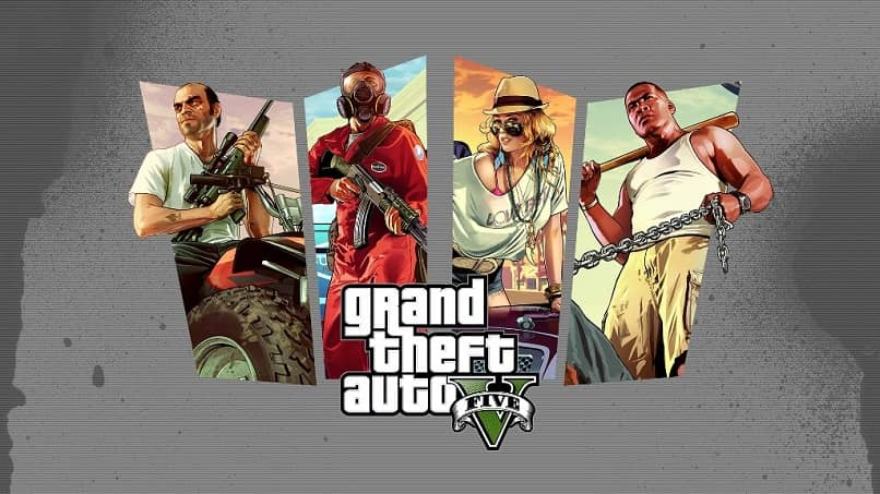 Who are the Main Characters of GTA 5 and what are their names?  - Grand Theft Auto 5