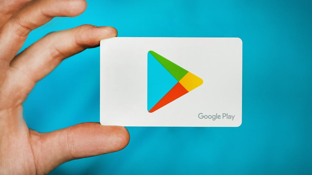 Why don't I see some apps in the Google play Store?