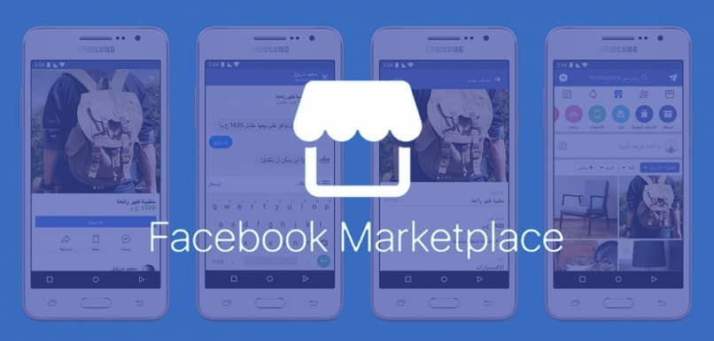 Why is the Marketplace not showing up in my New Facebook Account?