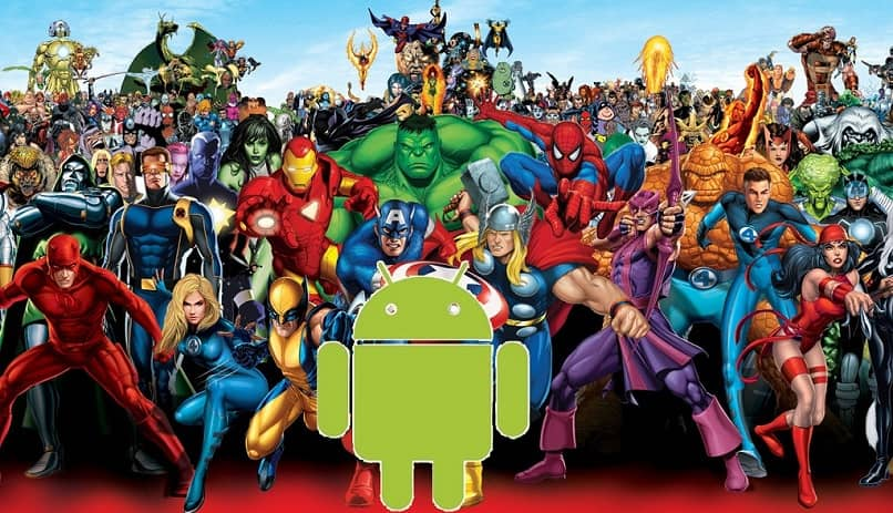 Marvel android