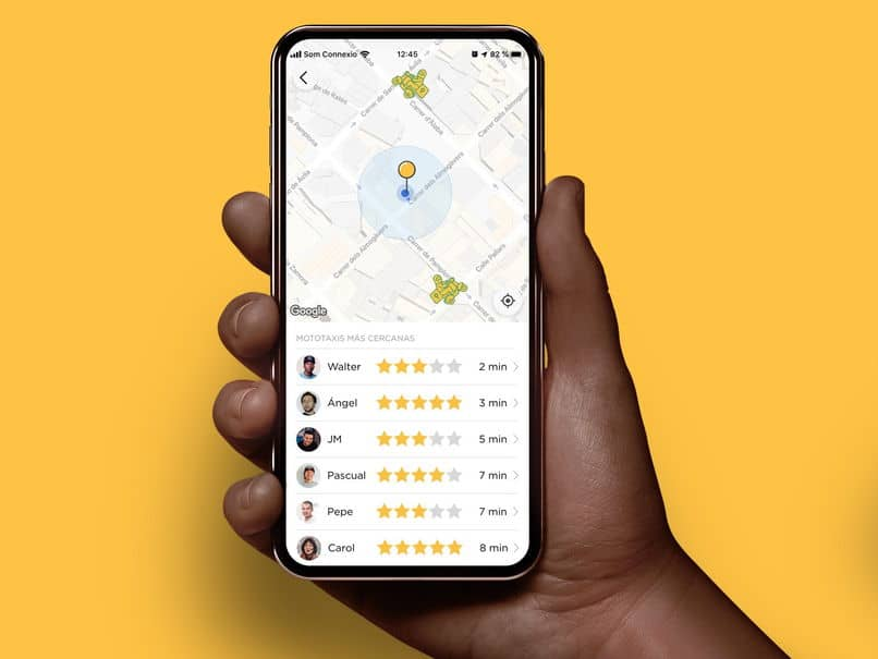 How To Order Delivery With The App Glover Step