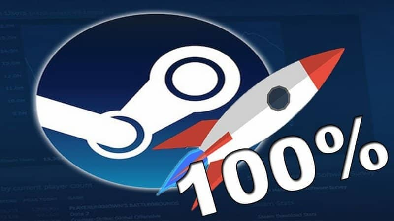 How To Accelerate And Increase The Download Speed Of Steam