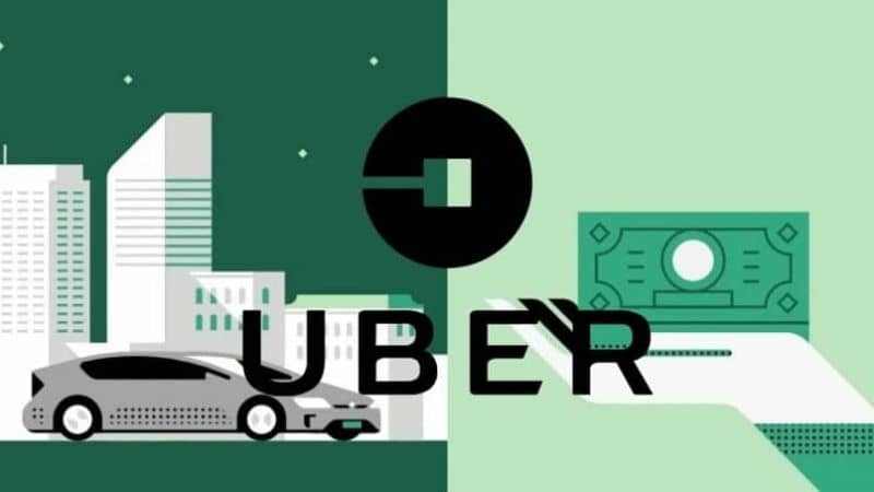 Adding Payment In Cash Or Card Uber Step