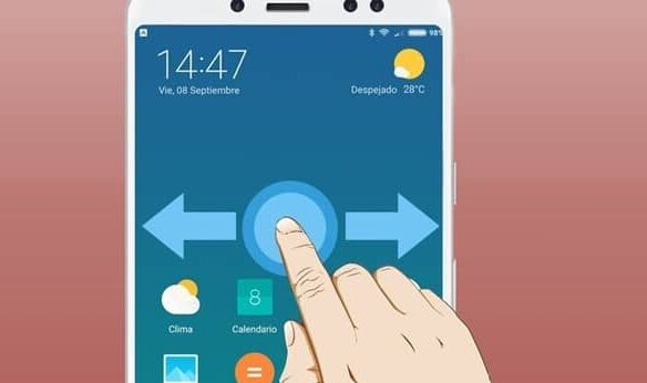 Activating Navigation Gestures Xiaomi On Any Android Without Root