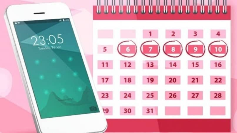 How To Create An Account On The Menstrual Calendar Free Clue - Easy And Fast