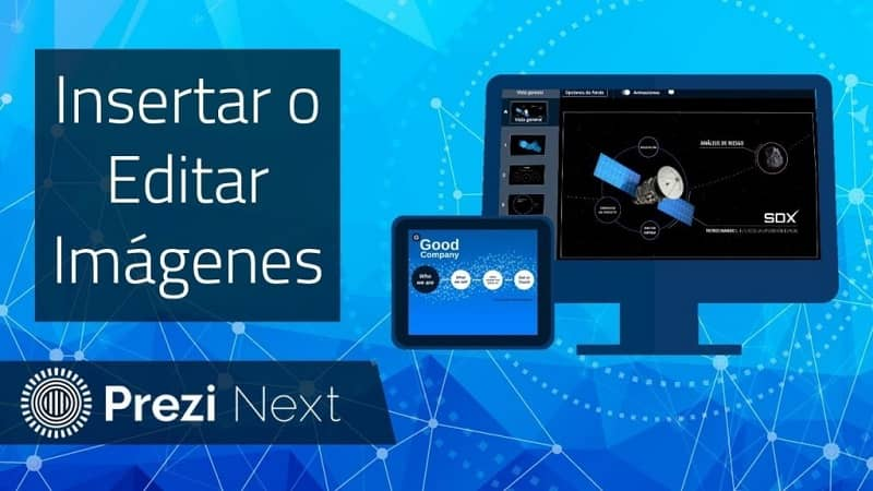 Inserting And Editing Images In Prezi From Internet Easily