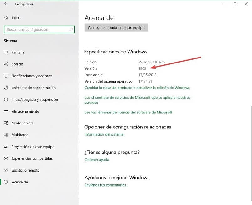How To Disable The Shared Experience Of Microsoft In Windows 10?