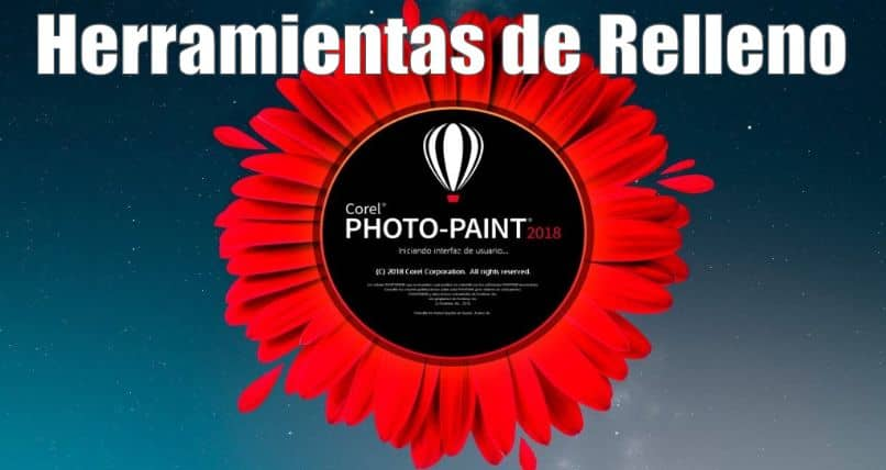 How To Use And Configure Fill Tools In Corel Photo Paint -Very Easy