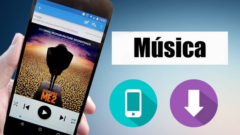 download music on your mobile