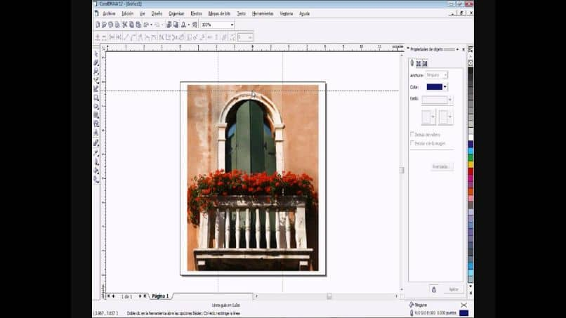 How To Create Or Design A Custom Template In Corel Draw -Very Easy