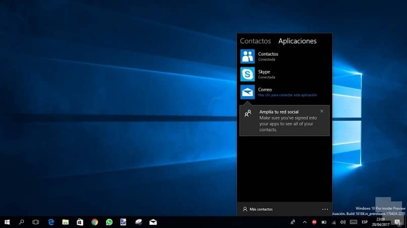 How To Remove The Icon Contact The Taskbar Windows 10?
