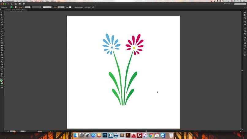 Changing Colors And Paint An Object In Adobe Illustrator