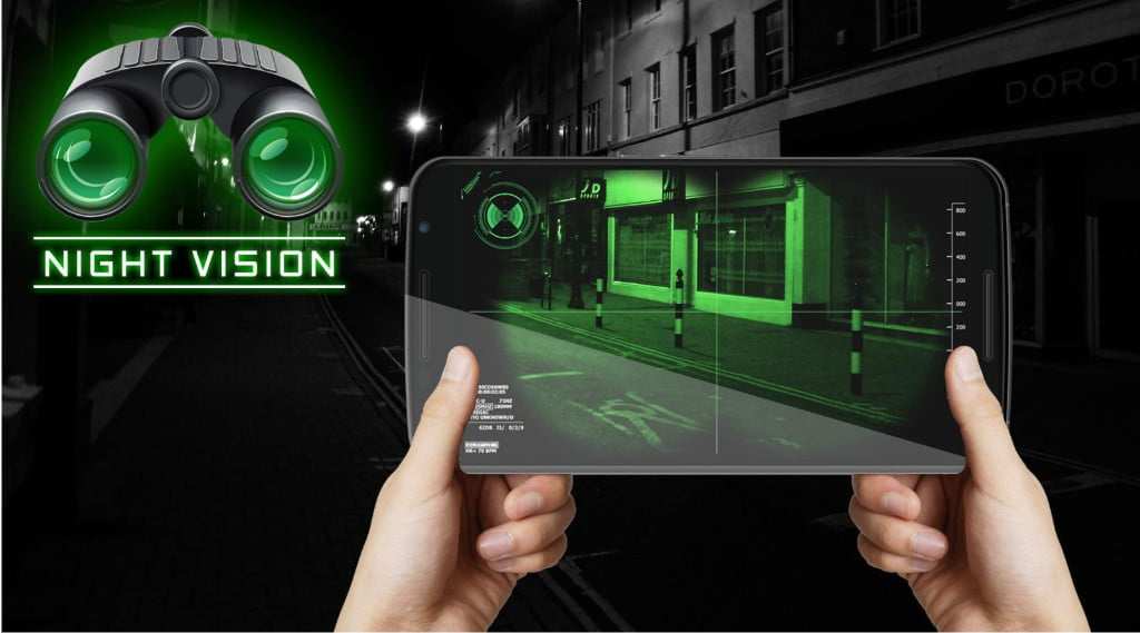 How To Convert My Android Phone In A Night Vision Camera
