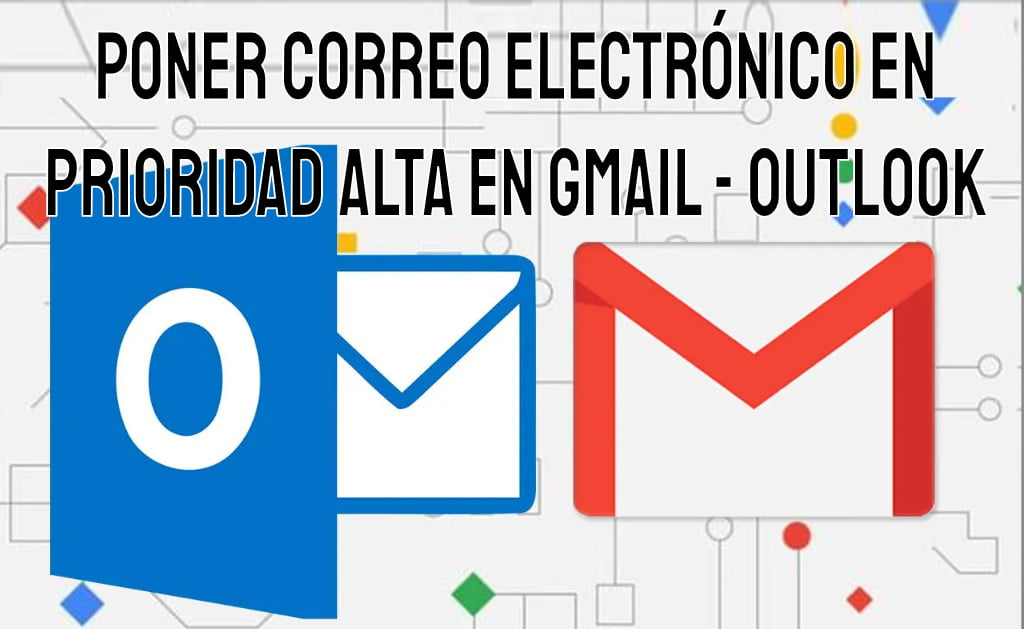 Adding Email And Put A High Priority On Gmail, Outlook
