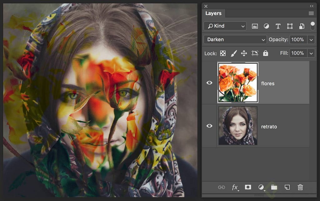 How To Effect of Overexposure in Photoshop -Step by Step