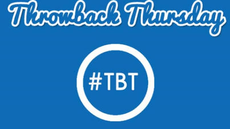 What Does The Acronym Tbt Mean In Social Networks And What Is It Used?