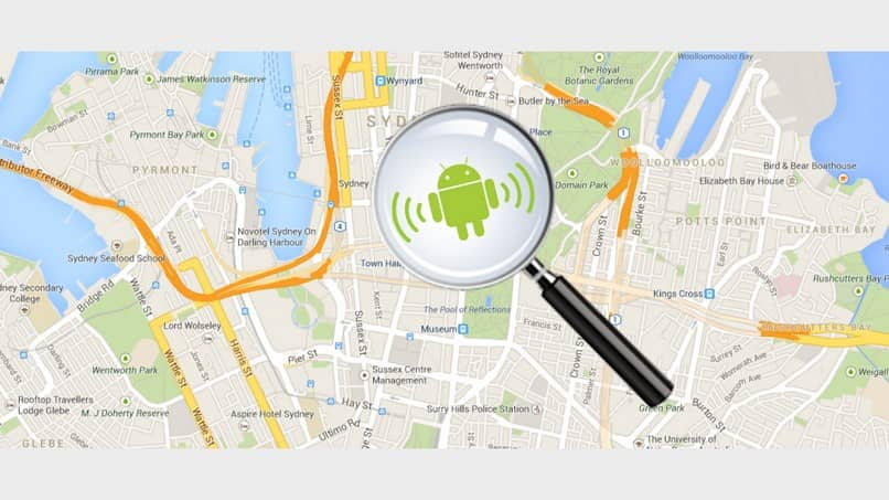 samsung android location