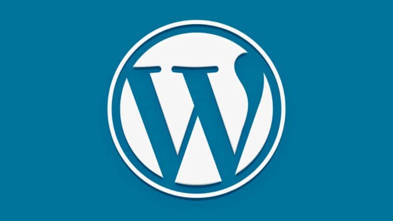 logo wordpress favicon