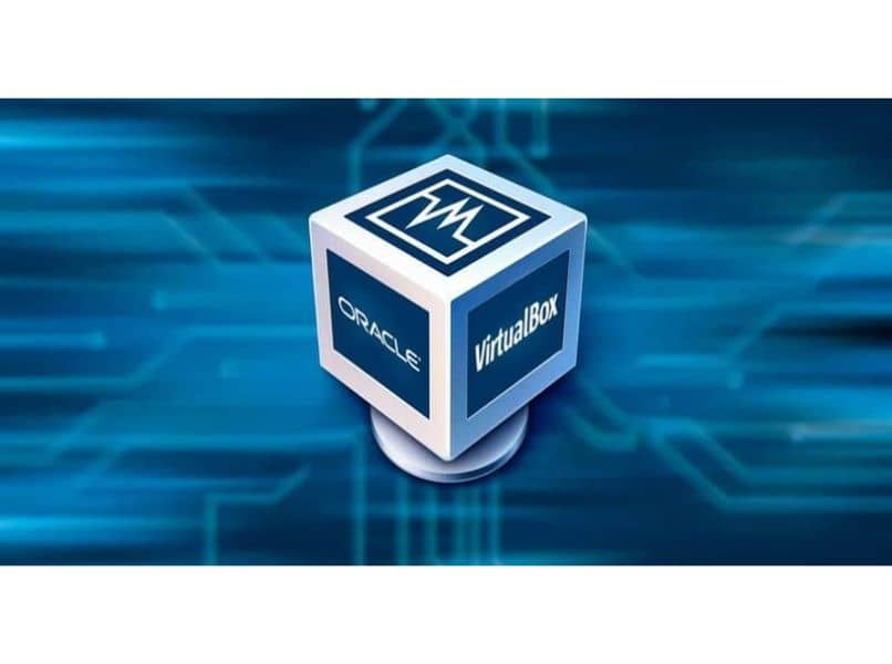 technology fund of the virtual box icon
